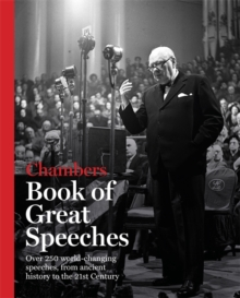 Chambers Book of Great Speeches : Book, Hardback Book