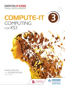Compute-IT : Student's Book 3 - Computing for KS3, PDF eBook