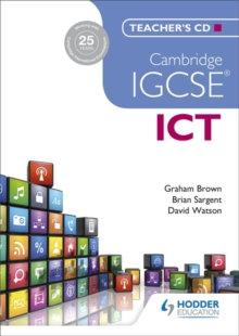Cambridge Igcse ICT Teacher's CD, Other digital Book