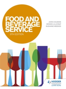 Food and Beverage Service, 9th Edition, Paperback Book