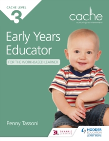 CACHE Level 3 Early Years Educator for the Work-Based Learner, EPUB eBook