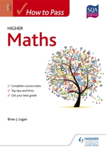 How to Pass Higher Maths, Paperback Book