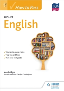 How to Pass Higher English, Paperback Book