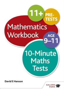 10-Minute Maths Tests Workbook Age 9-11, Paperback / softback Book