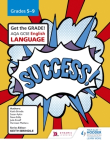 AQA GCSE English Language Grades 5-9 Student Book, EPUB eBook