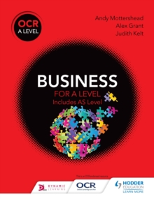 OCR Business for A Level, EPUB eBook