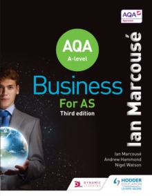 AQA Business for AS (Marcous ), EPUB eBook