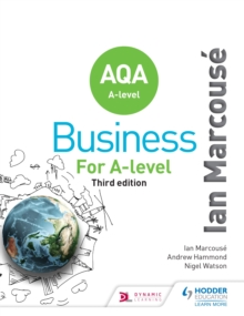 AQA Business for A Level (Marcous ), EPUB eBook