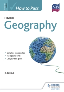 How to Pass Higher Geography for CFE, Paperback Book