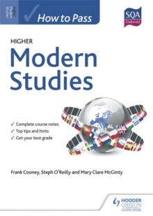 How to Pass Higher Modern Studies, Paperback Book