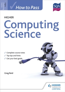 How to Pass Higher Computing Science, Paperback Book
