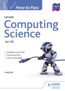 How to Pass Higher Computing Science, EPUB eBook