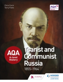 AQA A-level History: Tsarist and Communist Russia 1855-1964, EPUB eBook