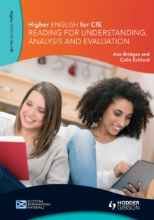 Higher English: Reading for Understanding, Analysis and Evaluation, EPUB eBook