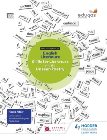 WJEC Eduqas GCSE English Literature Skills for Literature and the Unseen Poetry Student Book, EPUB eBook