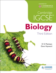 Cambridge IGCSE Biology 3rd Edition, EPUB eBook