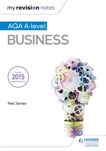 My Revision Notes: AQA A Level Business, EPUB eBook
