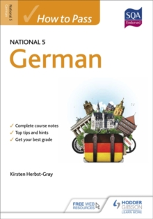 How to Pass National 5 German, Paperback Book
