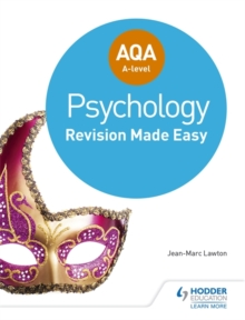 AQA A-level Psychology: Revision Made Easy, Paperback / softback Book