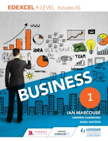 Edexcel Business A Level Year 1 : Including AS, EPUB eBook
