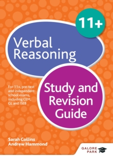 11+ Verbal Reasoning Study and Revision Guide : For 11+, pre-test and independent school exams including CEM, GL and ISEB, EPUB eBook