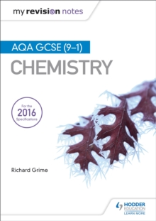My Revision Notes: AQA GCSE (9-1) Chemistry, Paperback / softback Book