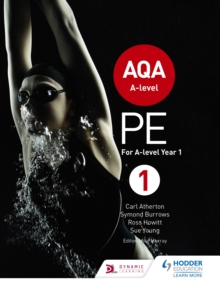 AQA A-level PE Book 1 : For A-level year 1 and AS, EPUB eBook