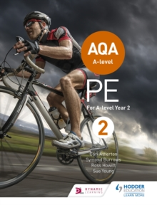 AQA A-level PE Book 2 : For A-level year 2, EPUB eBook