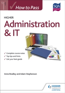 How to Pass Higher Administration and it, Paperback Book