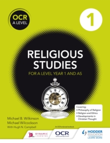 OCR Religious Studies A Level Year 1 and AS, EPUB eBook