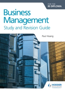Business Management for the IB Diploma Study and Revision Guide, Paperback Book
