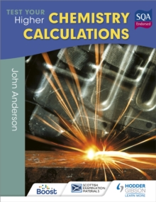 Test Your Higher Chemistry Calculations 3rd Edition, Paperback Book
