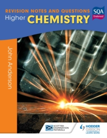 Higher Chemistry : Revision Notes and Questions, PDF eBook