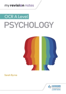 My Revision Notes: OCR A Level Psychology, Paperback Book