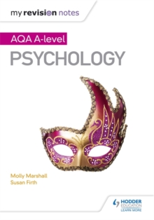 My Revision Notes: AQA A Level Psychology, Paperback / softback Book