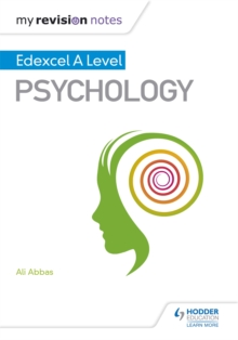 My Revision Notes: Edexcel A level Psychology, Paperback / softback Book