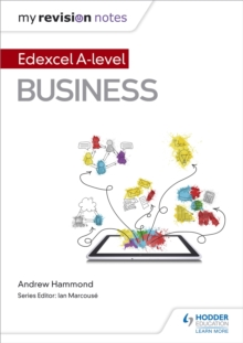 My Revision Notes: Edexcel A-level Business, EPUB eBook