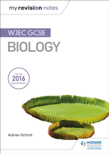 My Revision Notes: WJEC GCSE Biology, Paperback Book