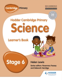 Hodder Cambridge Primary Science Learner's book 6, EPUB eBook