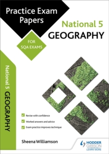 National 5 Geography: Practice Papers for SQA Exams, Paperback Book