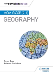 My Revision Notes: AQA GCSE (9-1) Geography, Paperback Book
