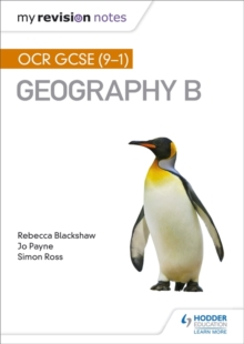 My Revision Notes: OCR GCSE (9-1) Geography B, Paperback Book