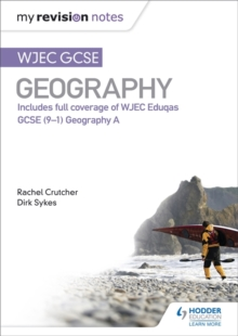 My Revision Notes: WJEC GCSE Geography, Paperback Book