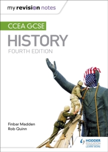 My Revision Notes: CCEA GCSE History Fourth Edition, Paperback / softback Book