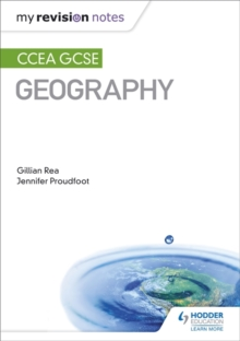 My Revision Notes: Ccea GCSE Geography, Paperback Book