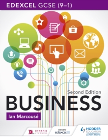 Edexcel GCSE (9-1) Business, Second Edition : Second Edition, EPUB eBook