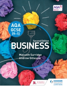 AQA GCSE (9-1) Business, Second Edition, PDF eBook