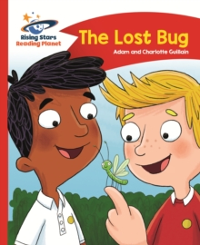Reading Planet - The Lost Bug - Red B: Comet Street Kids, EPUB eBook