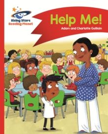Reading Planet - Help Me! - Red A: Comet Street Kids, EPUB eBook
