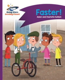 Reading Planet - Faster! - Purple: Comet Street Kids, EPUB eBook